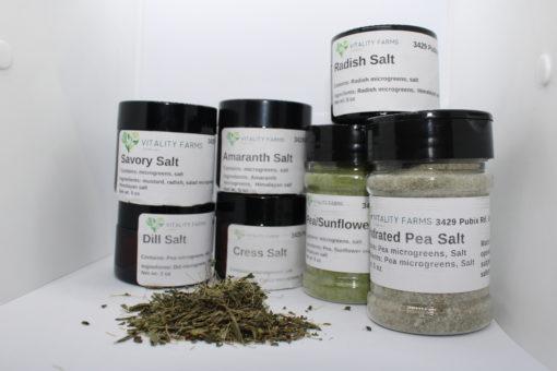 Micro salts